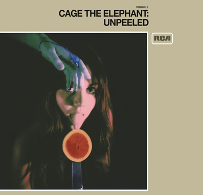 CAGE THE ELEPHANT - Unpeeled (juillet 2017)