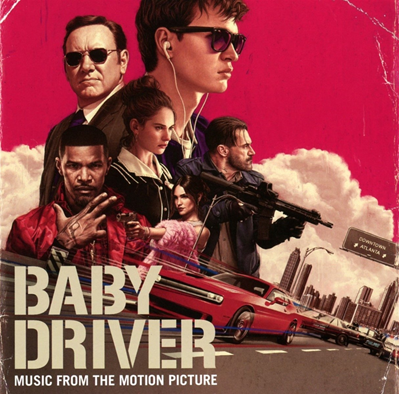 VARIOUS ARTISTS - Baby Driver soundtrack (aout 2017)