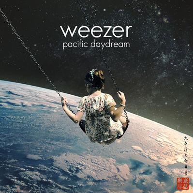 WEEZER - Pacific Daydream (octobre 2017)
