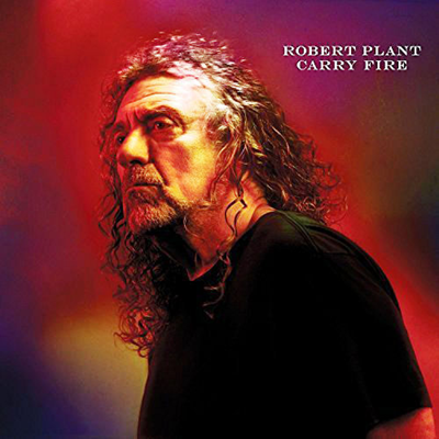 ROBERT PLANT - Carry Fire (octobre 2017)