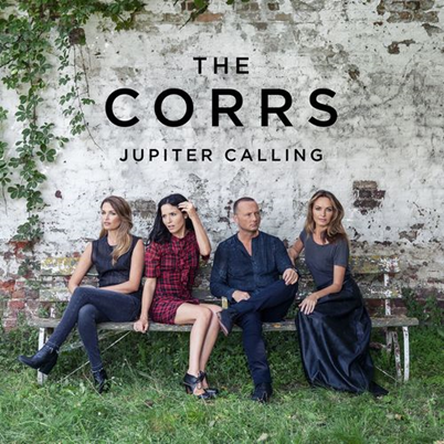 THE CORRS - Jupiter Calling (novembre 2017)