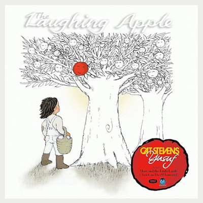 YUSUF (CAT STEVENS) - the laughing apple (septembre 2017)