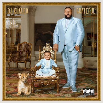 DJ KHALED - grateful (juin 2017)