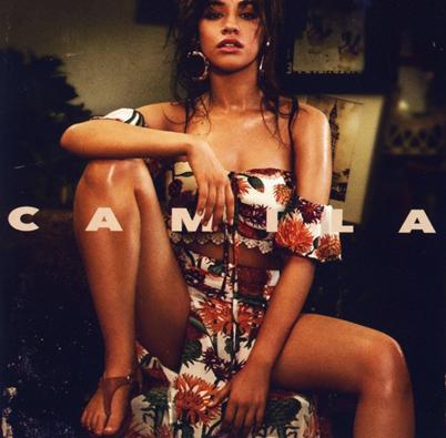 CAMILA CABELLO - Camila (janvier 2018)