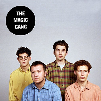 THE MAGIC GANG - the magic gang (avril 2018)