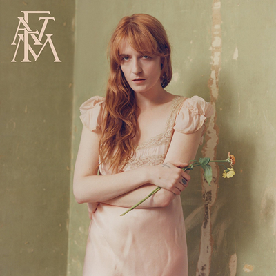 FLORENCE + THE MACHINE - High as hope (juin 2018)