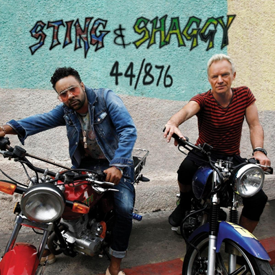 STING & SHAGGY - 44/876 (avril 2018)
