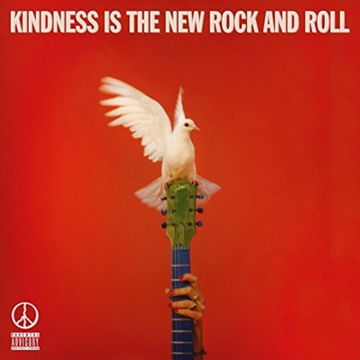 PEACE - Kindness is the new rock and roll (mai 2018)