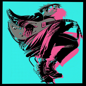 GORILLAZ - the now now (juin 2018)