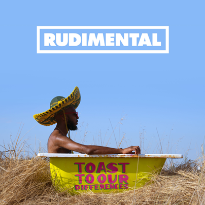 RUDIMENTAL - Toast to Our Differences (janvier 2019)