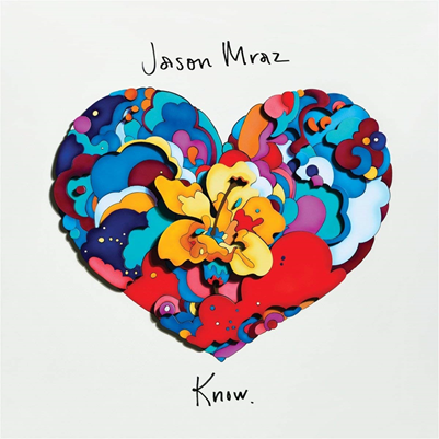 JASON MRAZ - Know (aout 2018)