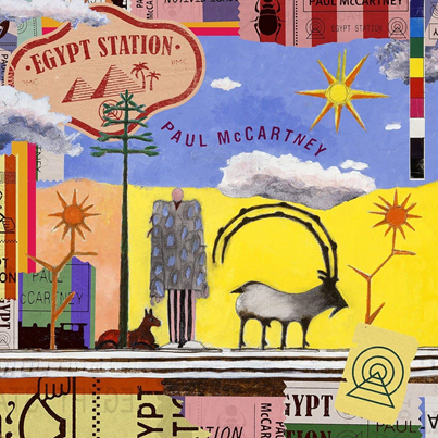 PAUL MCCARTNEY - Egypt Station (septembre 2018)