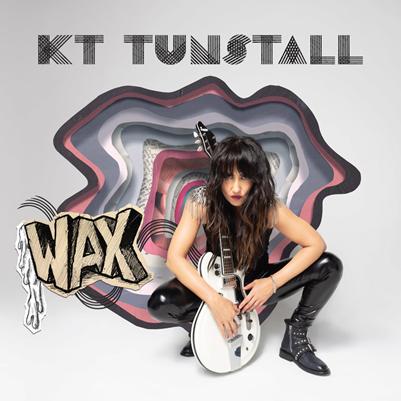 KT TUNSTALL - WAX (octobre 2018)