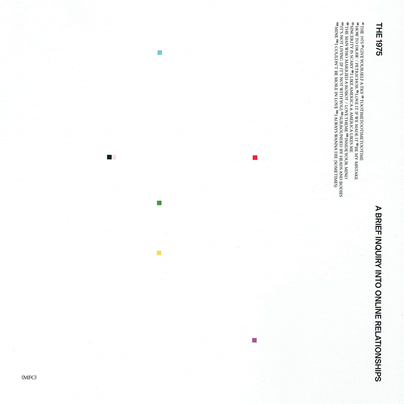 THE 1975 - A Brief Inquiry into Online Relationships (novembre 2018)