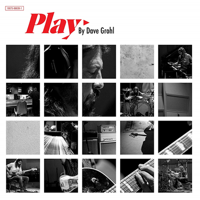 DAVE GROHL - Play (septembre 2018)