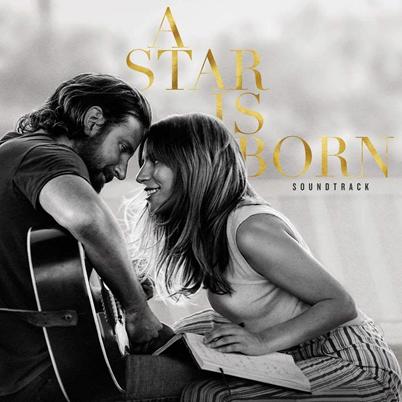 LADY GAGA & BRADLEY COOPER - A star is born (octobre 2018)
