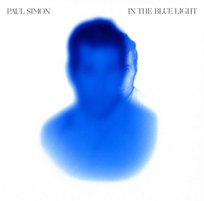 PAUL SIMON  - in the blue light (septembre 2018)