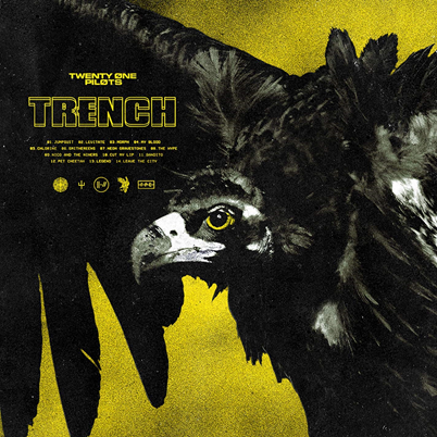 TWENTY ONE PILOTS - trench (octobre 2018)