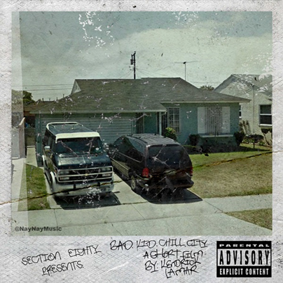 KENDRICK LAMAR - Bad Kid Chill City EP (octobre 2018)