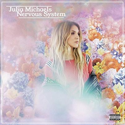 JULIA MICHAELS - Nervous System EP (juillet 2017)