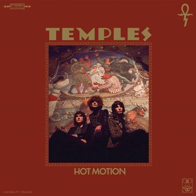 TEMPLES - Hot Motion (septembre 2019)
