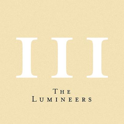 THE LUMINEERS - III (septembre 2019)