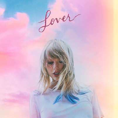 TAYLOR SWIFT - Lover (aout 2019)