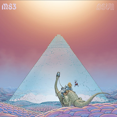 M83 - DSVII (septembre 2019)