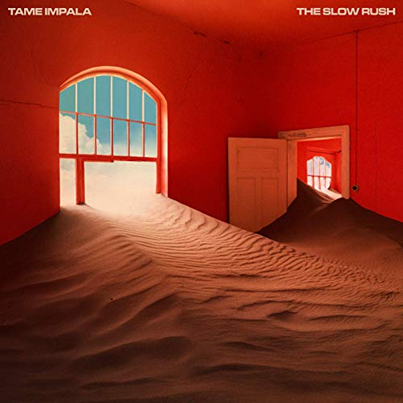 TAME IMPALA - the slow rush (février 2020)