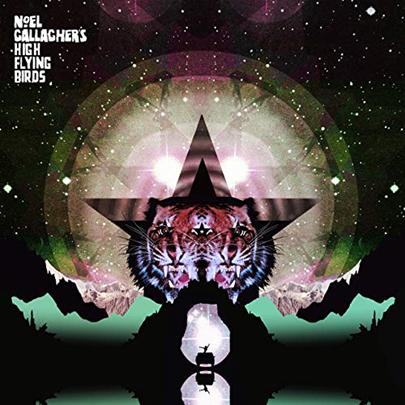 NOEL GALLAGHER'S HIGH FLYING BIRDS - Black Star Dancing EP (mai 2019)