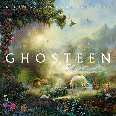 NICK CAVE AND THE BAD SEEDS - Ghosteen (octobre 2019)