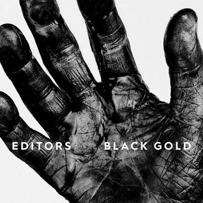 EDITORS - Black Gold : best of Editors (octobre 2019)