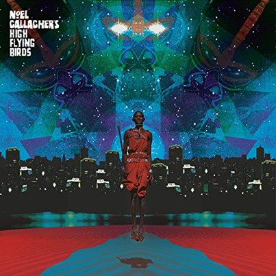 NOEL GALLAGHER'S HIGH FLYING BIRDS - this is the place EP (septembre 2019)