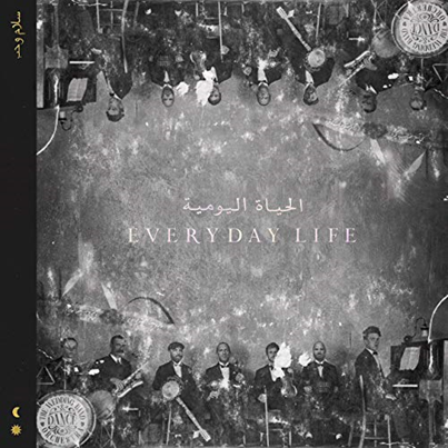 COLDPLAY - Everyday Life (novembre 2019)