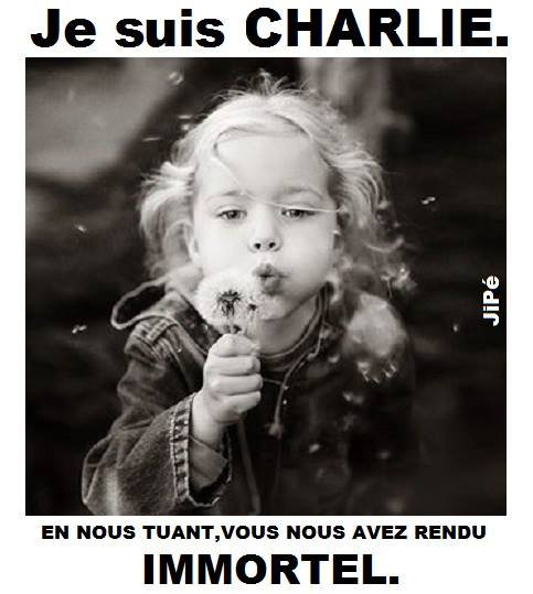 #JeSuisCharlie - JB Bullet