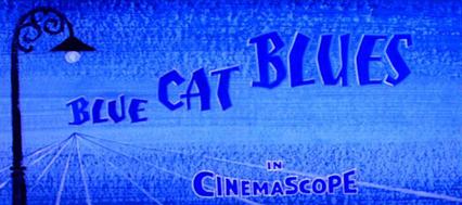 BLUES CAT BLUES