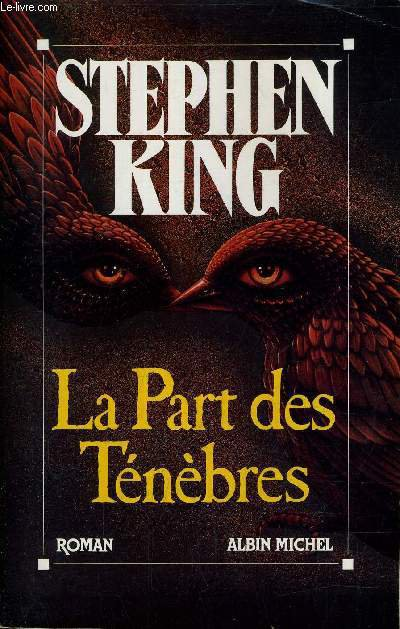 La part des ténèbres de Stephen King