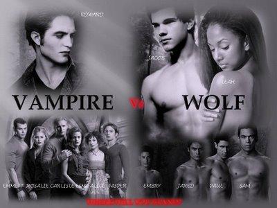 Vampires VS Loups
