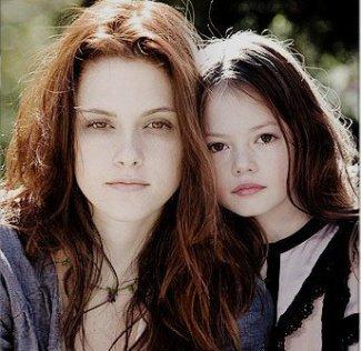 Twilight 4 : Renésmée sera interprétée par Makenzie Foy