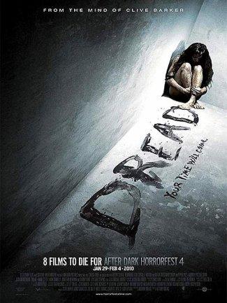Dread ( Terreur , nouveau film de Jackson Rathbone )