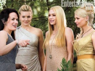 Breaking Dawn : Nouvelles photos issues du magazine Entrainement Weekly