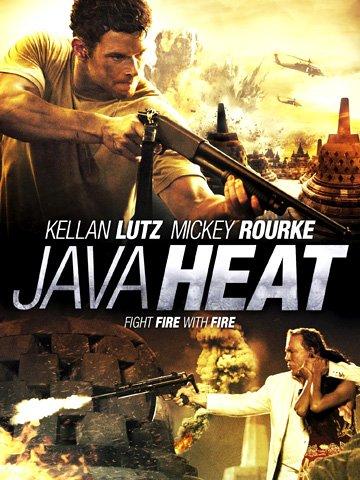 Cinéma : Kellan Lutz dans le film Java Heat