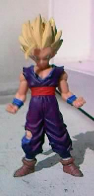 Mes figurines Dragon Ball Z