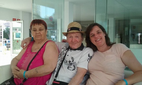 en vacances en Andalousie