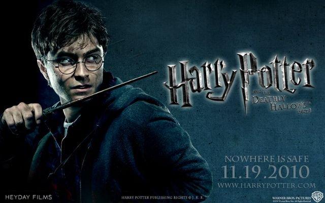 Harry Potter - Ma suite