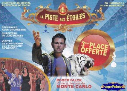 Flyer du Cirque La Piste aux Etoiles-2010 (n°90)