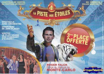 Flyer du Cirque La Piste aux Etoiles-2010 (n°47)