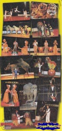 Flyer du Cirque Médrano-2003 (n°113)