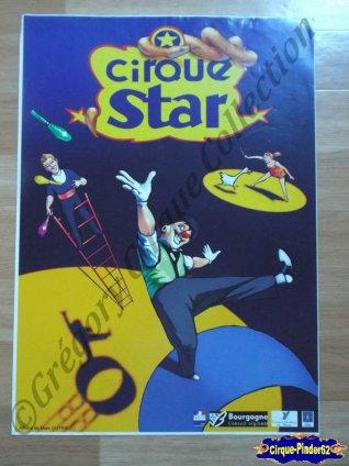 Affiche magasins du Cirque Star-2002 (n°37)