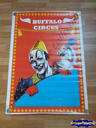 Affiche murale du Buffalo Circus-2005 (n°31)